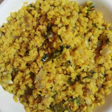Photo of Moongdal Methi fry by Ganeprameela  at BetterButter