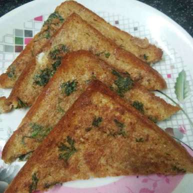 Photo of Brown bread omlette  by Ganeprameela  at BetterButter
