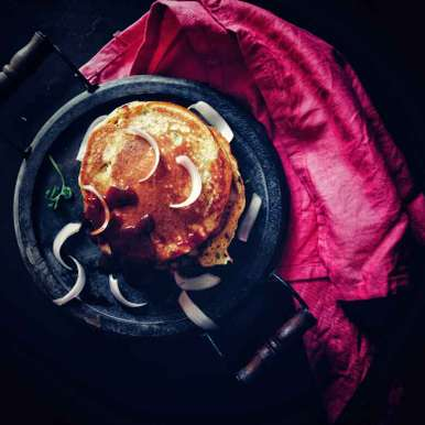 Photo of Chilla pancakes by Gaurav Dhody at BetterButter