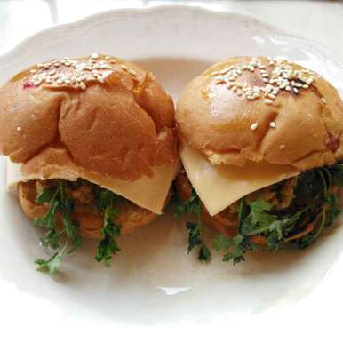 Photo of Cheese Burger by Geeta Biswas at BetterButter