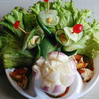 Photo of Chicken salad by Geeta Biswas at BetterButter