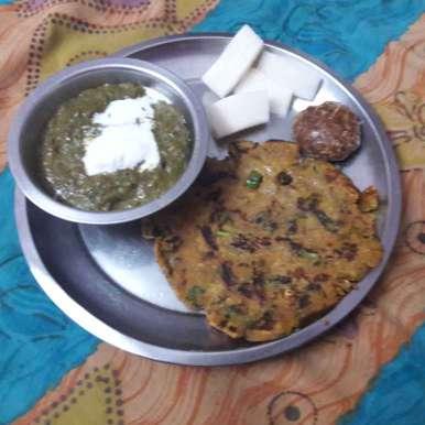 Photo of Sarson ka Saag  by Geeta Khurana at BetterButter