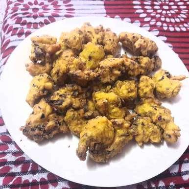 Photo of Mix Pakoras. by Geeta Khurana at BetterButter