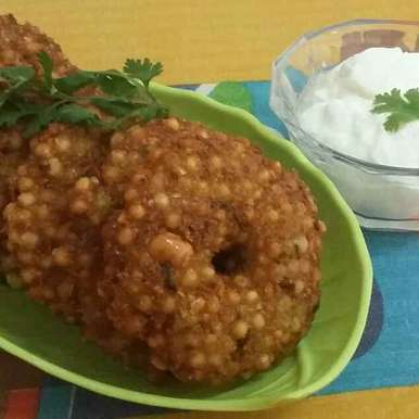 Photo of Sabudana vda by Geeta Koshti at BetterButter