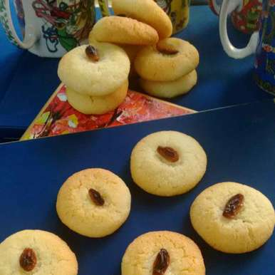 Photo of Suji Cookies by Geeta Sachdev at BetterButter