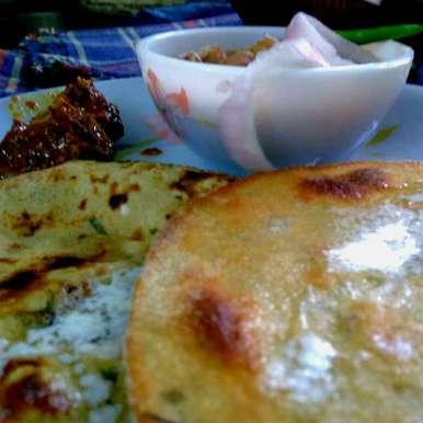 Photo of Home made naan by Geeta Sachdev at BetterButter