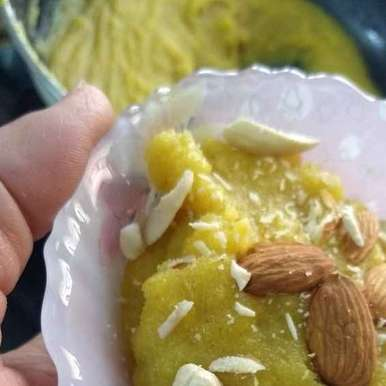 Photo of Aam ka halwa by Geeta Sachdev at BetterButter
