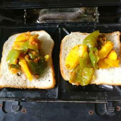 Photo of Toast by Geeta Virmani at BetterButter