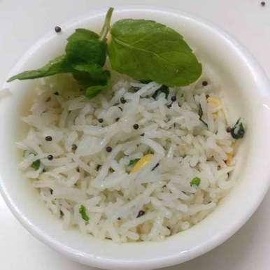 Photo of Mint rice by Geeta Virmani at BetterButter