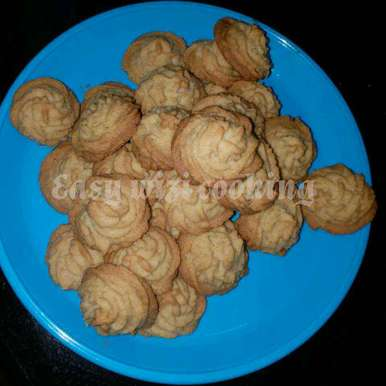 Photo of Whole wheat butter cookies by Geetica Roy at BetterButter