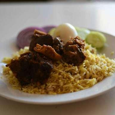 Photo of Mutton biriyani by Godhuli Mukherjee at BetterButter