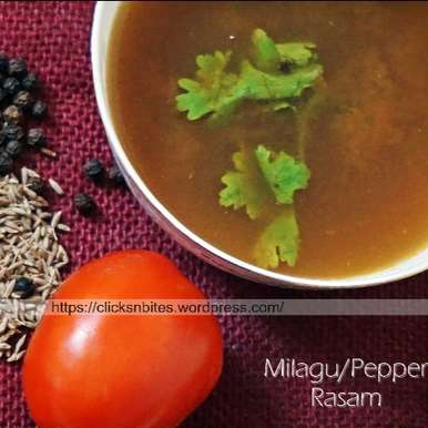 Photo of MILAGU/PEPPER RASAM by Gouthami Yuvarajan at BetterButter