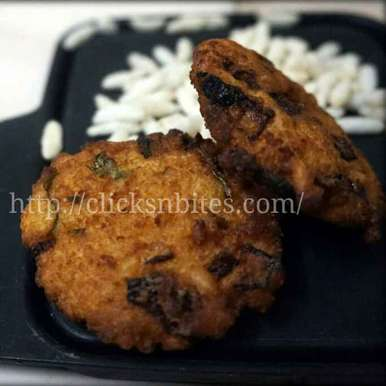 Photo of Puffed Rice Vada by Gouthami Yuvarajan at BetterButter