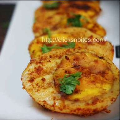 Photo of Masala Egg Roast by Gouthami Yuvarajan at BetterButter