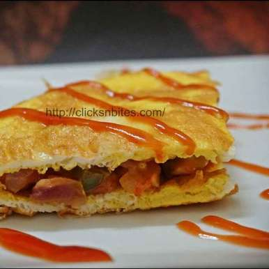 Photo of Omelette Sandwiches by Gouthami Yuvarajan at BetterButter