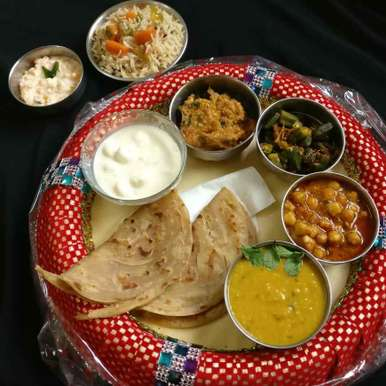 Photo of Awadhi Thali/ Awadhi cuisine by Shaheda Tabish at BetterButter