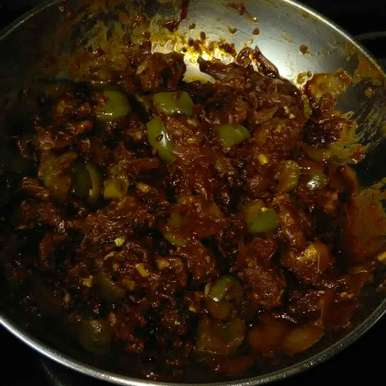 Photo of Veg Manchurian by Gurvinder Kaur at BetterButter
