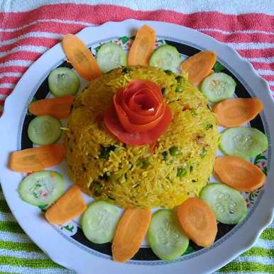 Photo of Methi Vegetable Rice by Hanika Thadani at BetterButter
