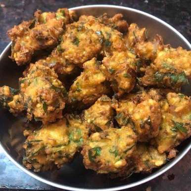 Photo of MOONG DAL FRITTERS by Harini Balakishan at BetterButter