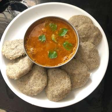 MUNG DAL IDLI recipe in Telugu,పెసర్ల ఇడ్లీలు, Harini Balakishan