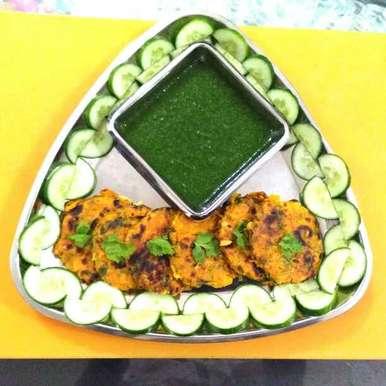 Photo of Palak Cucumber Pancake by Harsha Israni at BetterButter