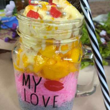 Photo of Summer cool faluda by Heena Kataria at BetterButter
