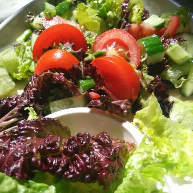 Salad, How to make Salad