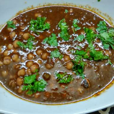 Photo of Punjabi Chole by hema krishnamohan at BetterButter