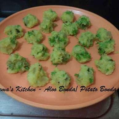Photo of Aloo Bonda / Potato Bonda by Hema Shakthi at BetterButter