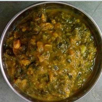 Sai bhaji recipe in Gujarati, સાય ભાજી, Hetal Sevalia