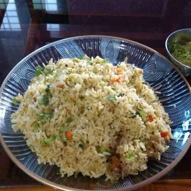 Photo of Veg Pulav by hida himaaz at BetterButter