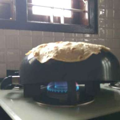 Photo of Rumali Roti by hida himaaz at BetterButter