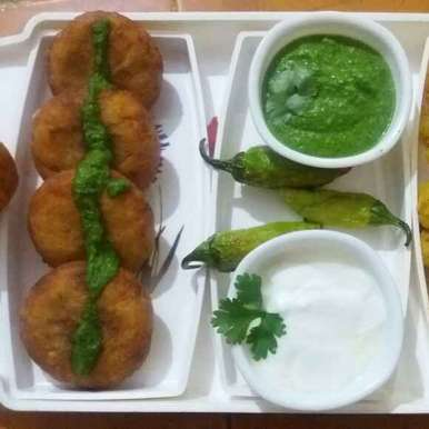 Photo of Potato Cutlet by Hiral Pandya Shukla at BetterButter