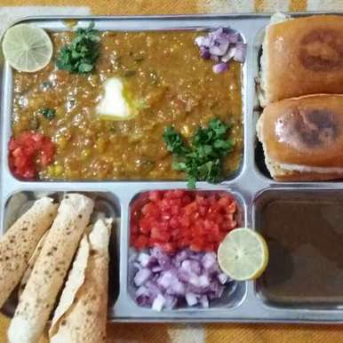 Photo of Pav Bhaji by Hiral Pandya Shukla at BetterButter