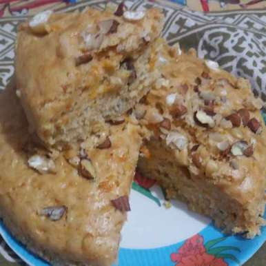 Photo of carrot cake by Hiral Pandya Shukla at BetterButter