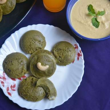 Photo of Healthy Spinach Idli by Jolly Makkar at BetterButter