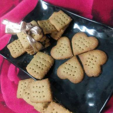 Photo of Millet flour Cookies by Honey Lalwani at BetterButter