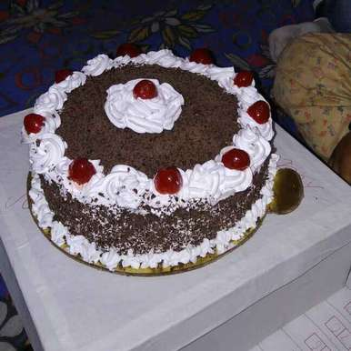 Photo of Black Forest Cake by Honey Lalwani at BetterButter