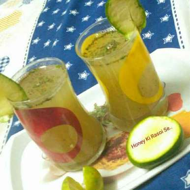 Photo of Aam panna by Honey Lalwani at BetterButter