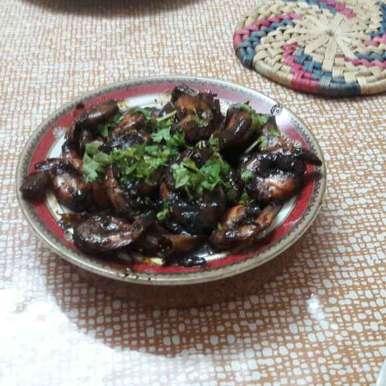 Soya garlic prawns, How to make Soya garlic prawns