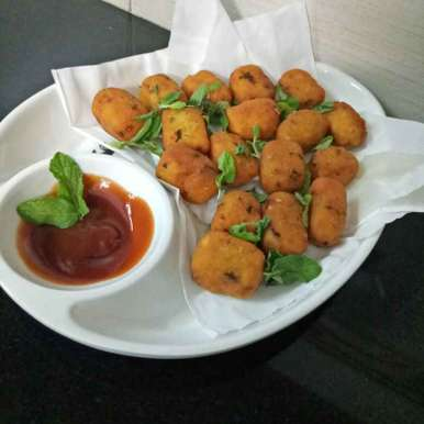 Photo of Potato quick crispy bites by Huda Mulla at BetterButter