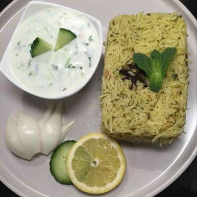 Photo of Mint Pulav by Indira Hepsi at BetterButter