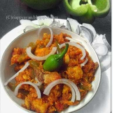 Photo of Chicken Jal Fraizy in Microwave by Indrani Dhar at BetterButter