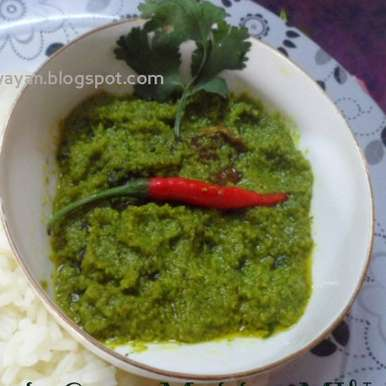 Photo of Dhania Nariyel Machhhi (Fish cooked into coriander-coconut paste) in Microwave by Indrani Dhar at BetterButter