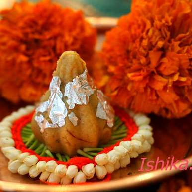 Photo of Kesar-Elaichi Modak by Ishika Uppal at BetterButter