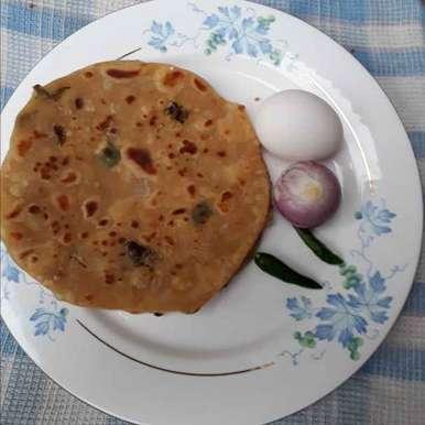 Photo of Egg porota by Jaba Sarkar at BetterButter