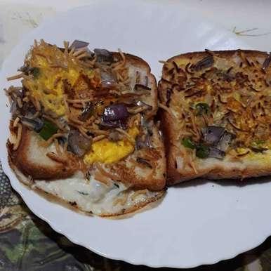 Photo of Bread  Egg pooch by Jaba Sarkar at BetterButter