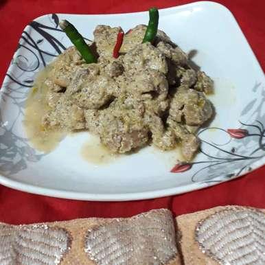 Bori vapa recipe in Bengali,বড়ি  ভাপা, Jaba Sarkar