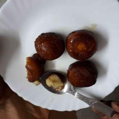 Dimer golapjam recipe in Bengali,ডিম  দিয়ে  গোলাপজাম, Jaba Sarkar