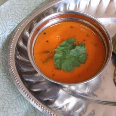 Photo of Tomato and Coconut Milk Chutney by Jagruti D at BetterButter